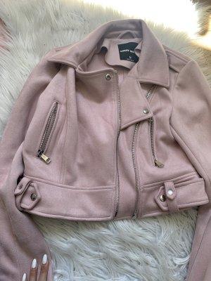 Tally Weijl Fur Jacket pink