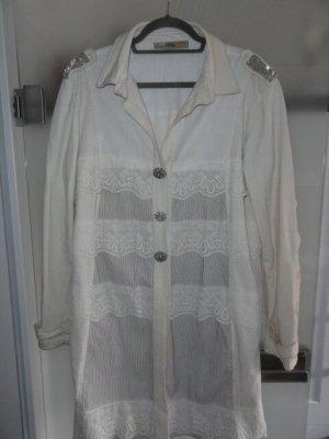 Bottega Shirt Jacket oatmeal-cream