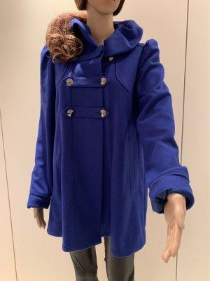 French Connection Chaqueta de lana azul