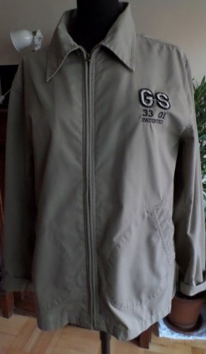G-Star Outdoor Jacket sand brown-olive green cotton