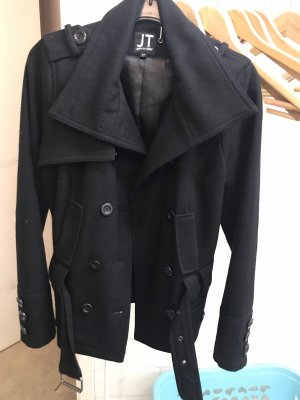 Jennifer Taylor Granatowa kurtka czarny