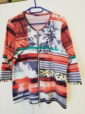 Gerry Weber Veste chemise multicolore
