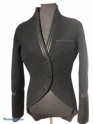 Givenchy Długa kurtka czarny