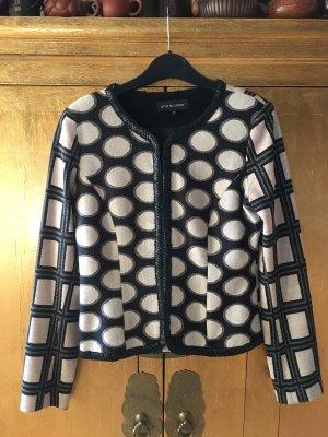 Ana Alcazar Short Jacket black