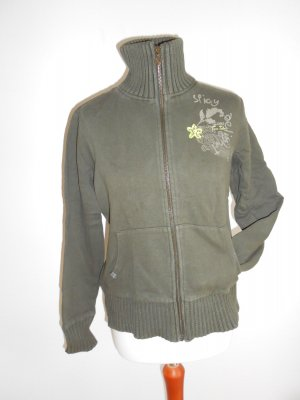 Tom Tailor Shirt Jacket dark green-olive green