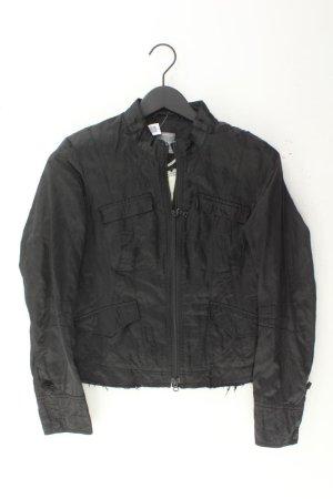 Jacke Größe 38 schwarz aus Polyamid