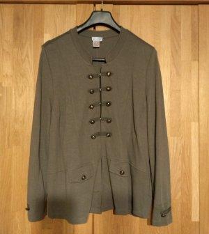 Angel of Style Military Jacket khaki viscose