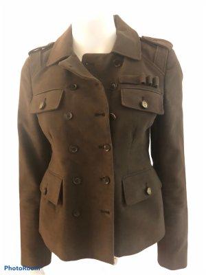 Gucci Podwójna kurtka brązowy