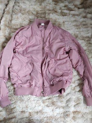 H&M Giacca softshell rosa chiaro