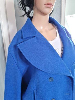 Karl Lagerfeld Winter Jacket blue wool