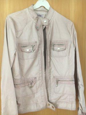 Jacke im Bikerstil Gr.XL
