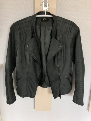 Only Biker Jacket multicolored polyester