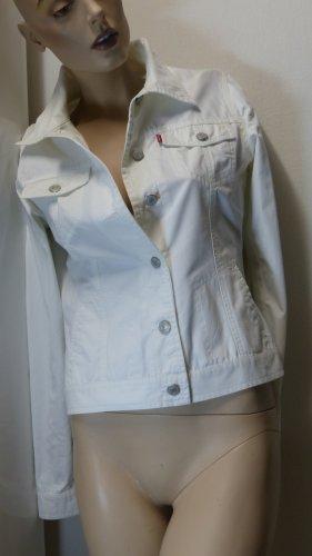 Jacke im Jeans-Look