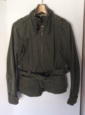 Jacke im Military Stil von G-Star Gr.M