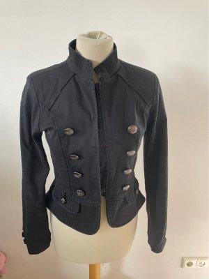 Jacke im Military Style