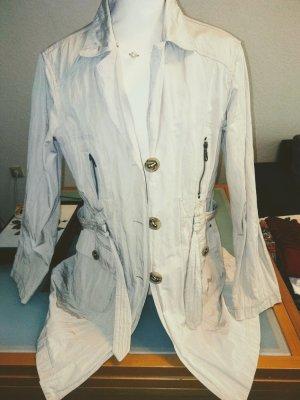 Jacke im Trenchcoat-Style von Viacortesa  Womanswear