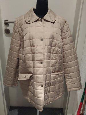Jacke in beige - Übergangsjacke in Größe 50 - Damen