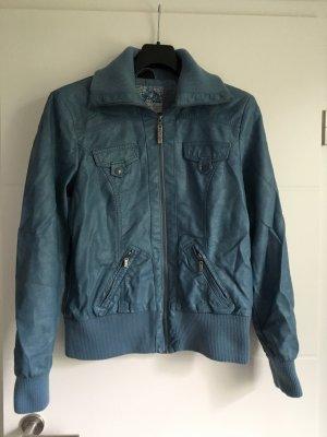 Jacke in blau von  Colours of the World Gr. 40/42
