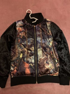 Criminal Damage Between-Seasons Jacket black-gold-colored