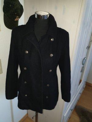 Mango Fleece Jackets black