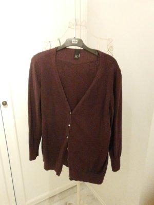 BC Collection Giacca-camicia rosso mora