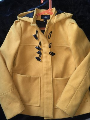 H&M Outdoor Jacket yellow