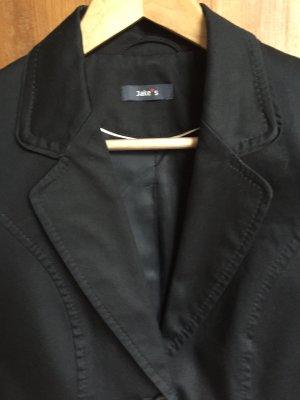 Jake*s Korte blazer zwart
