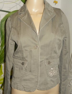 Sublevel Short Jacket khaki