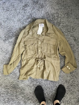 Orsay Between-Seasons Jacket green grey-khaki
