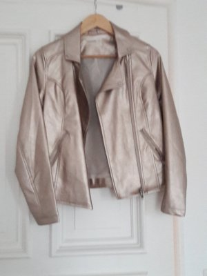 Jacke , Bikerjacke, rose gold, 34/36, neu, 24Colours