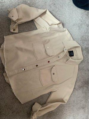 C&A Clockhouse Short Jacket beige-oatmeal