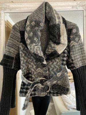 The Hackbarth's Wełniany sweter Wielokolorowy