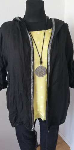 Made in Italy Blouse Jacket black