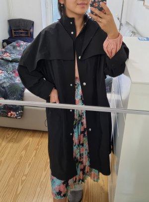 Jacke Maje neu mit Etikett schwarz Regenjacke
