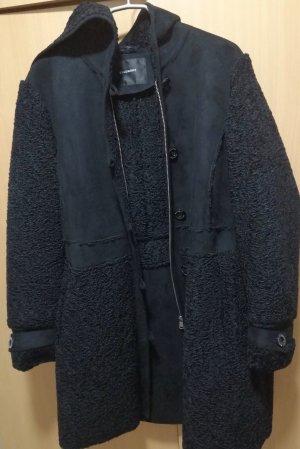 Beaumont Hooded Coat black