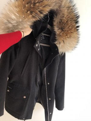 Jacke Mantel Echtpelz We love Furs
