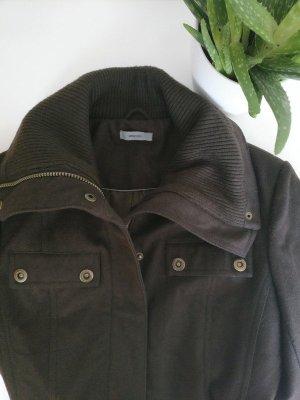 Jacke/ Mantel von Montego - Größe 40 - braun