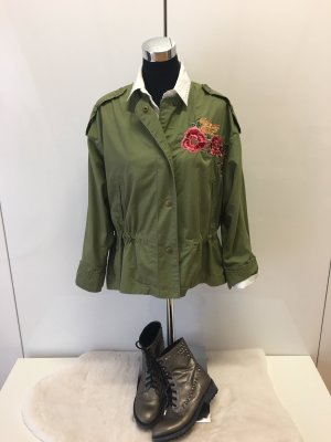 My Haily's Military Jacket multicolored