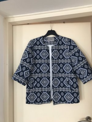Vero Moda Oversized Jacket blue