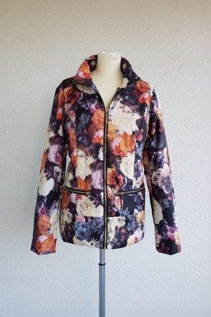 Jacke mit Blumendruck von b.p.c. in Gr. 40