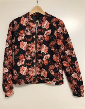 Amisu Veste chemise multicolore