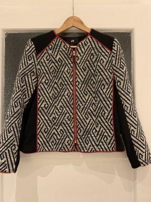 Jacke mit Ethno-Muster