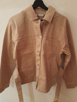 Bodyflirt Denim Jacket beige