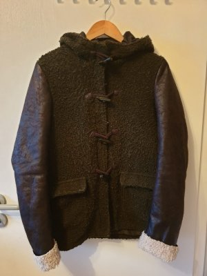 Jacke mit Kapuze olivgrün New Yorker GR. M