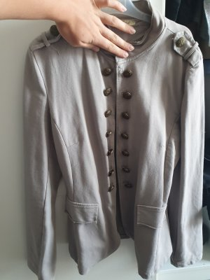 Military Jacket grey brown