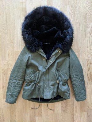 Pelt Jacket khaki
