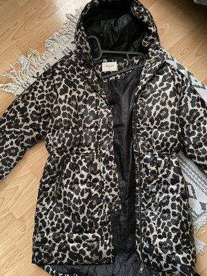 Jacke mit Leoparden Muster von Soaked