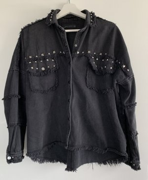 Jacke mit Nieten von Zara (S)