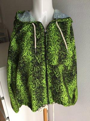 Primark Blouson verde neon