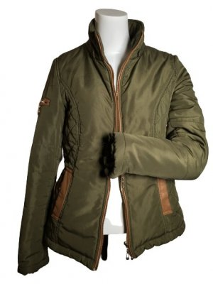 Attentif Outdoor Jacket multicolored polyester